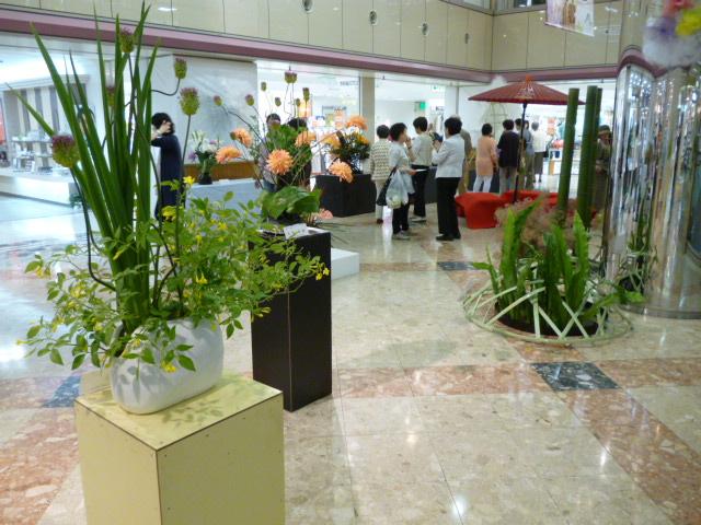 瀬谷茶華道協会展 4/28(金)~30(日) 3Fコミュニティスペース